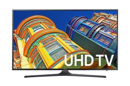 Samsung KU 6300 Bestselling Samsung 4K UHD TV
