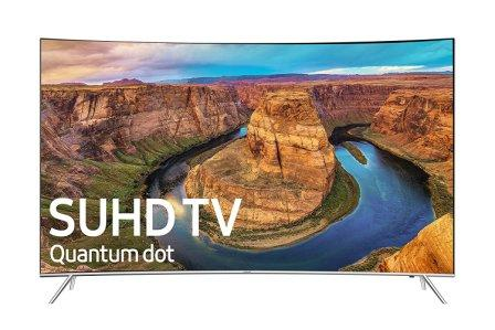 SUHD 4kTV range of 2016 for Samsung KS8500
