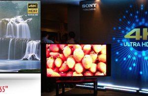 Sony 4k TV Series 2017