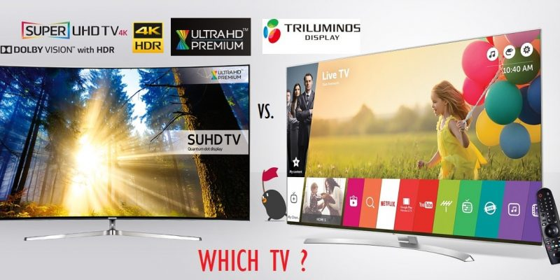 Which Ultra HD / 4K TV to buy now in 2017 ?