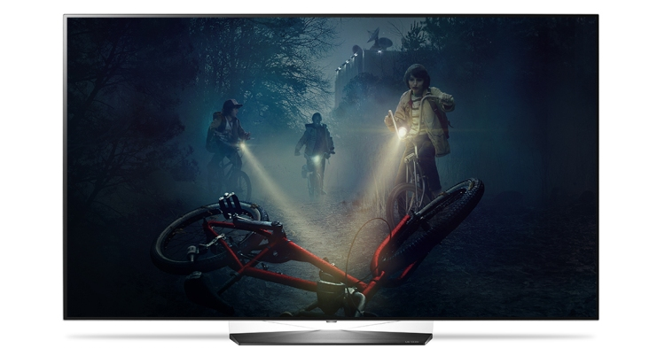 B7 OLED 4K TV 55 inch and 65 inch