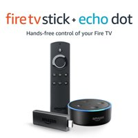 Fire TV with Echo Dot