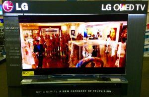 Best OLED TVs for 2018