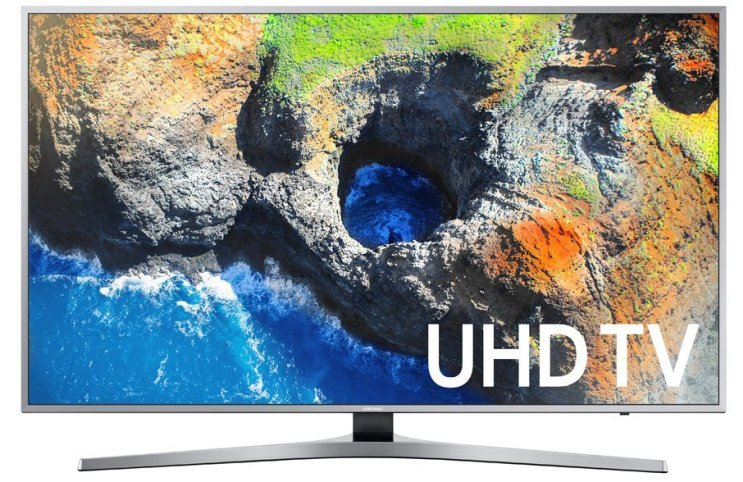 Samsung MU7000 4K TV available around the $500 range.