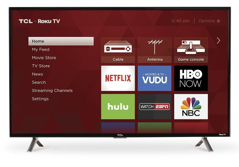 TCL S405 a budget 4K TV under $500
