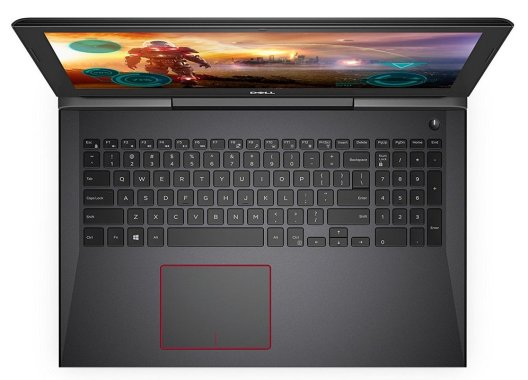 Dell i7577 5241BLK PUS Gaming Laptop for 2018