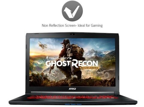 GL72M 17 inch Gaming Laptop by MSI