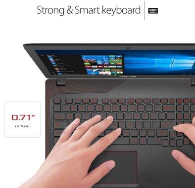 Buy ASUS ZX53VW 15.6 Gaming Laptop, NVIDIA, GTX 960M 4GB