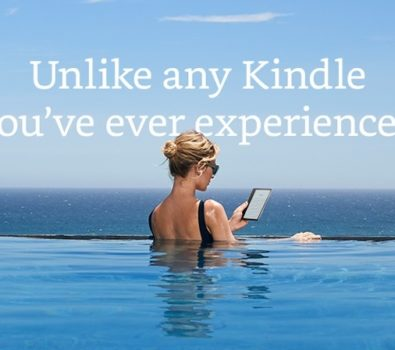 Kindle Oasis 2018 all new review