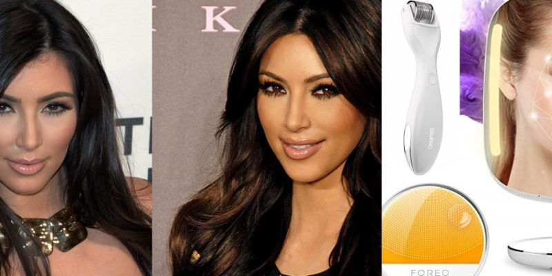 Best, Newest Beauty Gadgets recommended by Kim Kardashian West