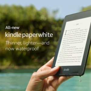 kindle paper white 2018 christmas deals