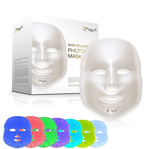 Project E Beauty Skin Rejuvenation Photon Mask recommended by Kim Kardashian